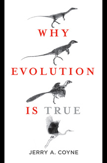 Why Evolution Is True Book Cover