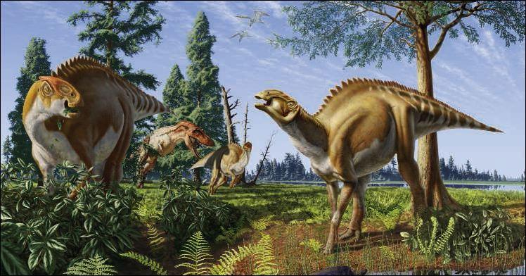 hadriosaur
