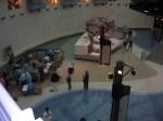 Lobby of NMMC