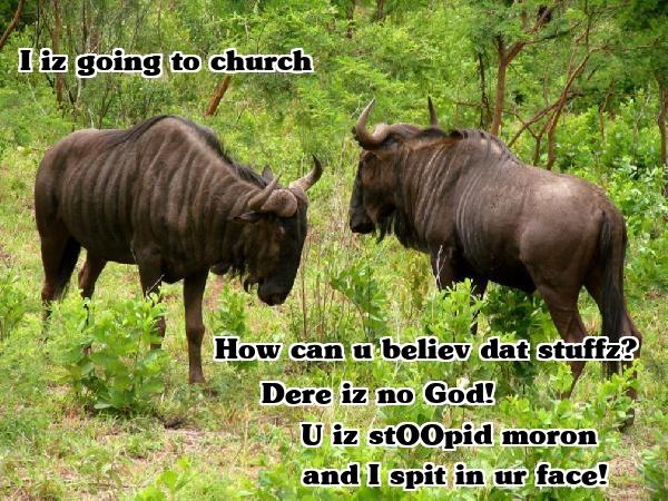 Gnu atheism