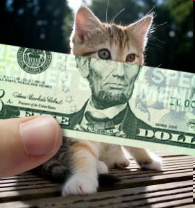 What Was The Name Of Abraham Lincoln S Cat