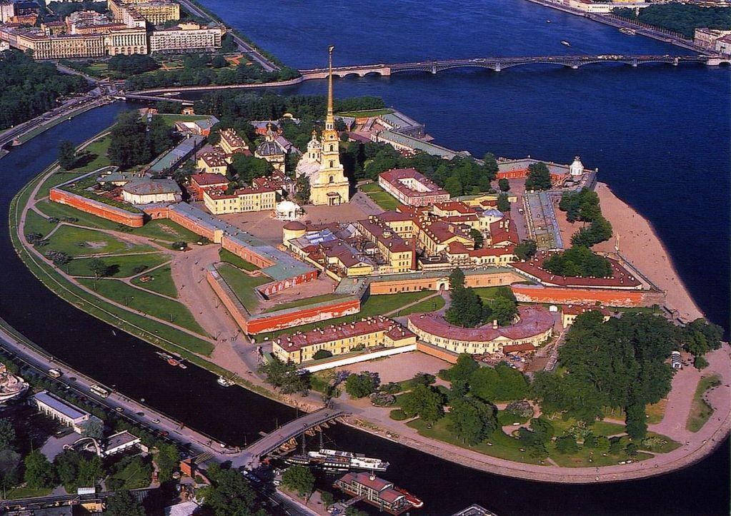 Afbeeldingsresultaat voor st peter st paul fortress