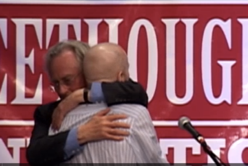 Hitchens e Dawkins