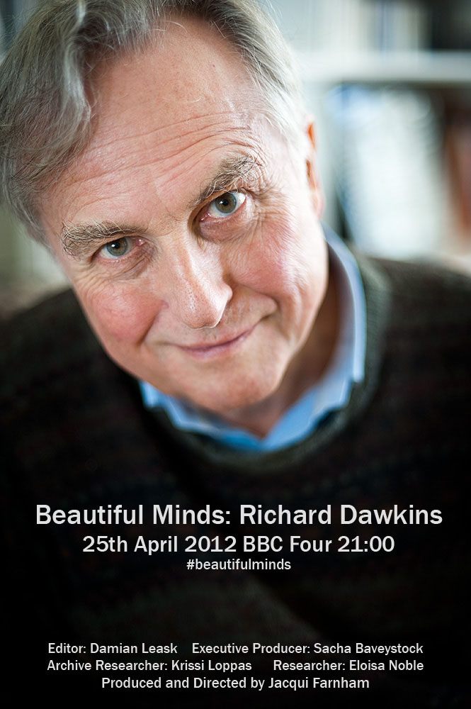 Richard Dawkins - for BBC Beautiful Minds