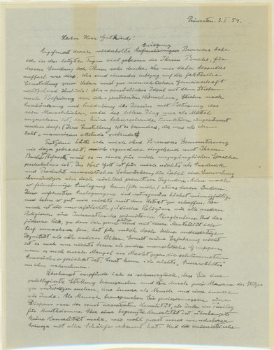 Einstein\'s anti-God letter goes for $3 mil+ « Why Evolution Is True