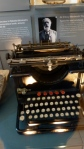 Darcy Thompson typewriter