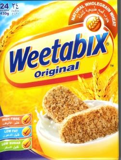 نتيجة بحث الصور عن weetabix corn flakes