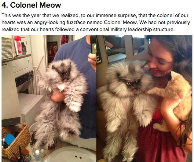 Col Meow