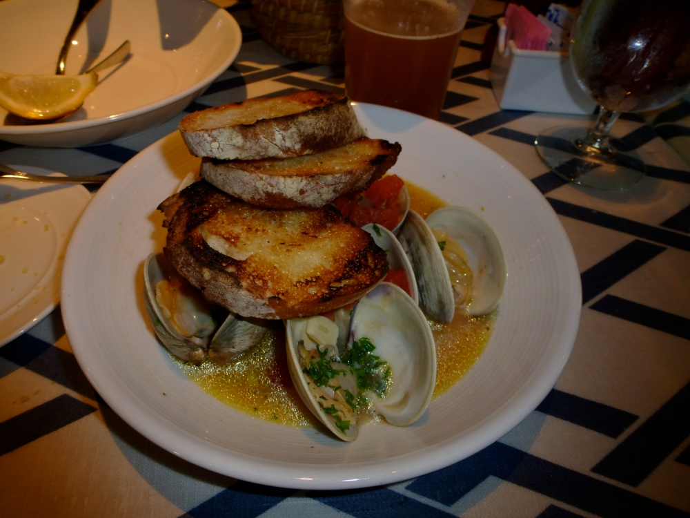 SNOB clams