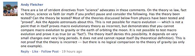Creationism PPG