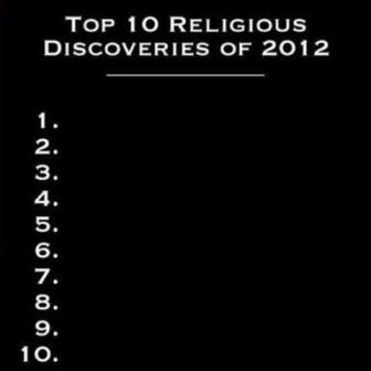 Religious discoveries