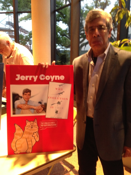 No books, Jerry