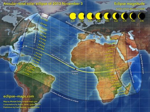 Annular Solar Eclipse Tomorrow Why Evolution Is True