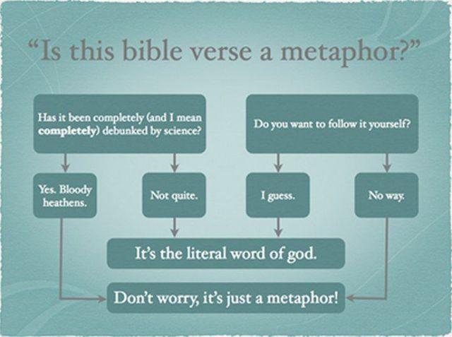 Metaphor bible verse « Why Evolution Is True
