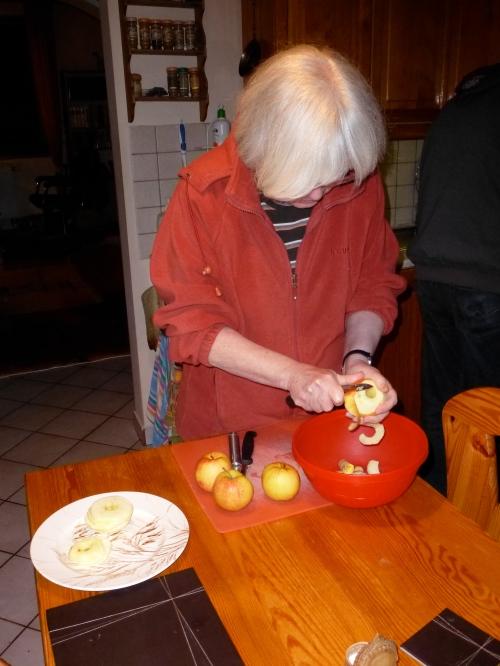 Malgorzata apples