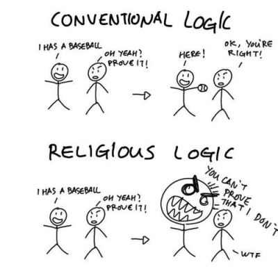 religious logic baseball