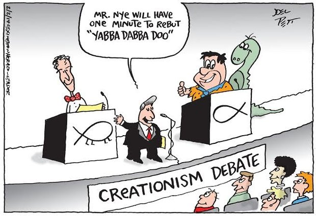 articles about debate