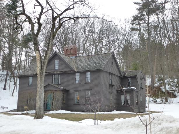 Alcott home