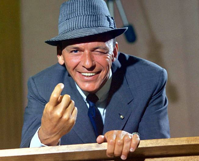 Frank Sinatra | All the action from the casino floor: news, views and more