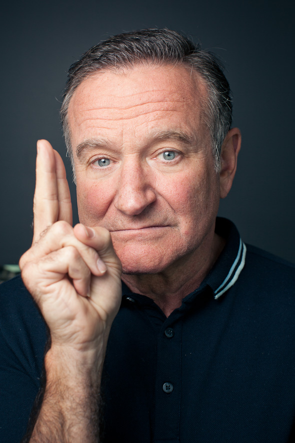 Robin Williams died « Why Evolution Is True