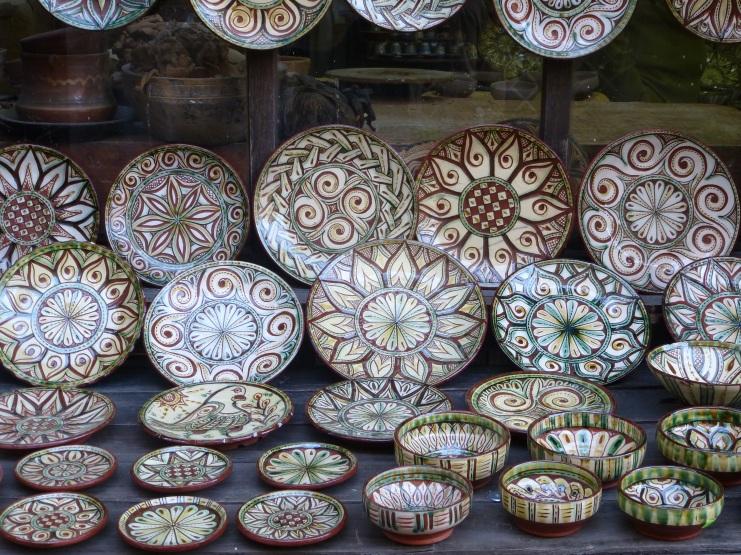 xxBulgarian pottery