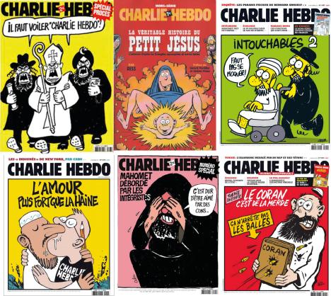 Unknown Gunmen Kill Twelve At Charlie Hebdo Offices In Paris - 24 powerful cartoon responses charlie hebdo shooting