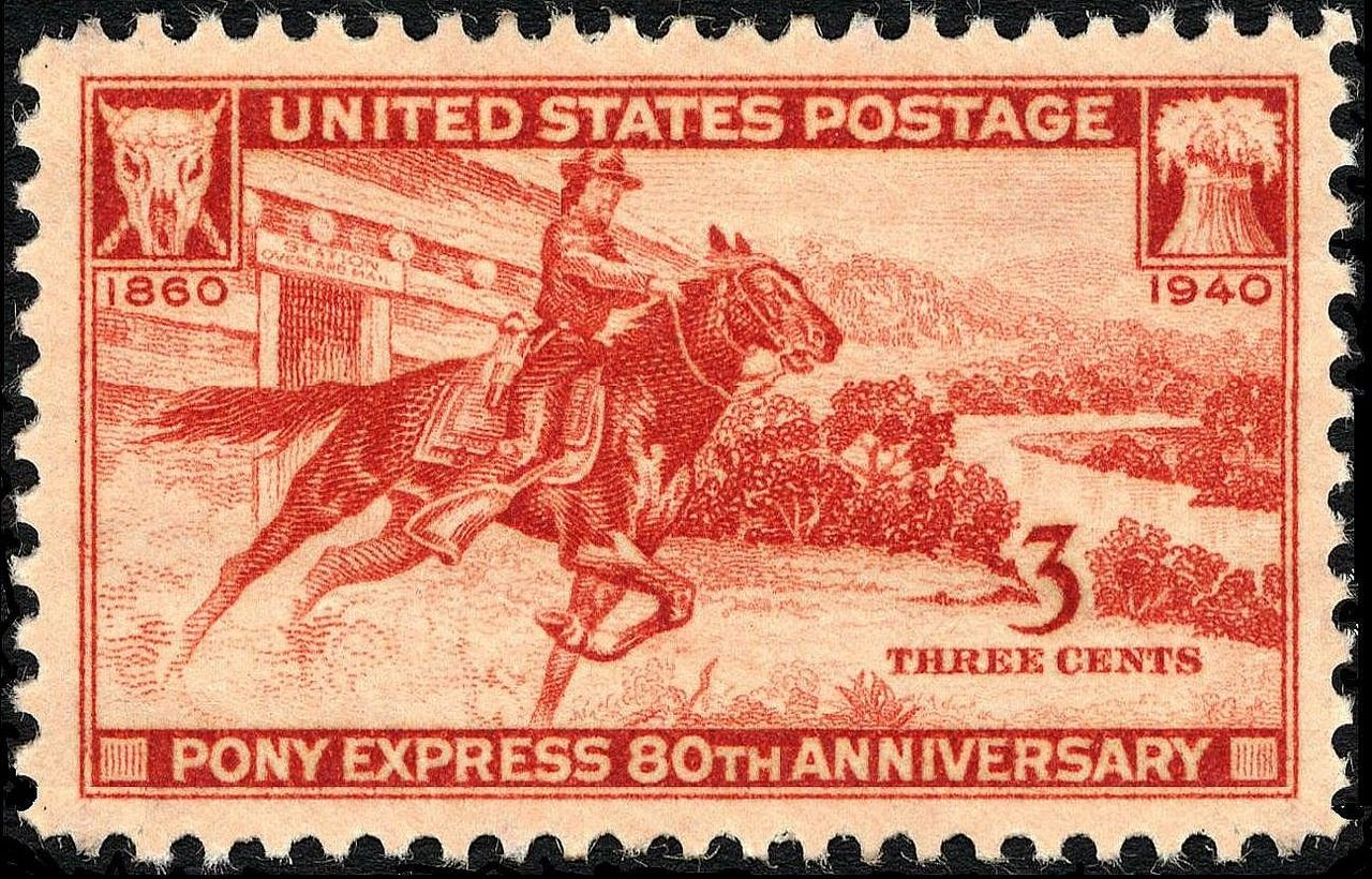 the pony express the legend of the american west The business was called the central overland california and pike's peak express company, a name too cumbersome to appear on anything the company's mail service across america in 1860 and 1861 became known as the pony express, a legend in its own time.