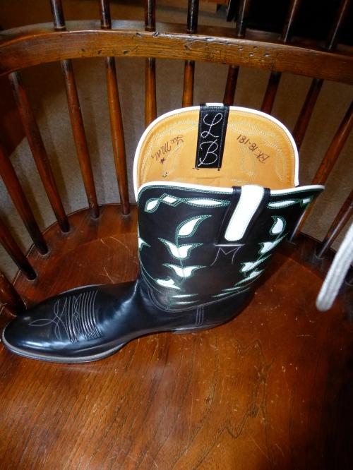 Bacall boot