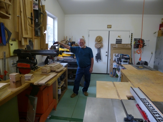 D-H Mike woodshop