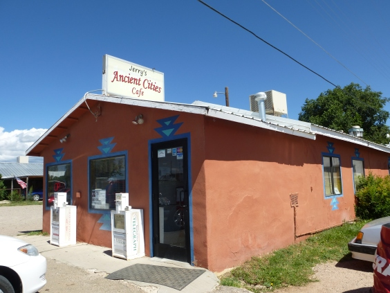 Jerry S Ancient Cities Cafe