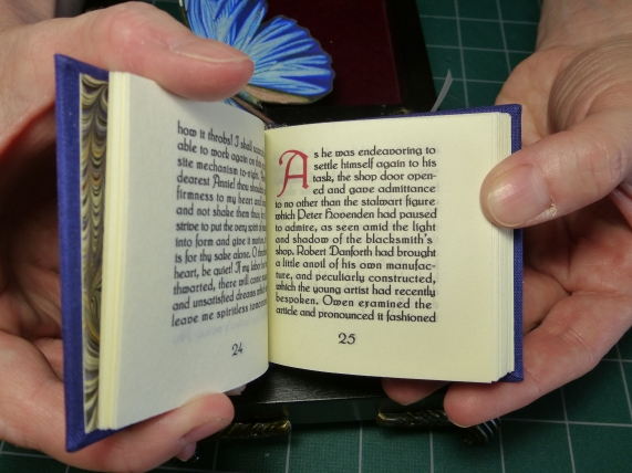 Morpho book type