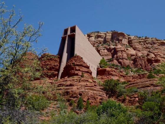 Sedona church