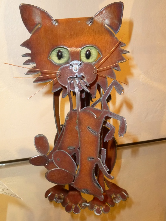 Sedona kitty
