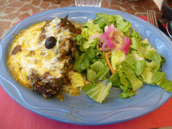Sedona lunch rellenos
