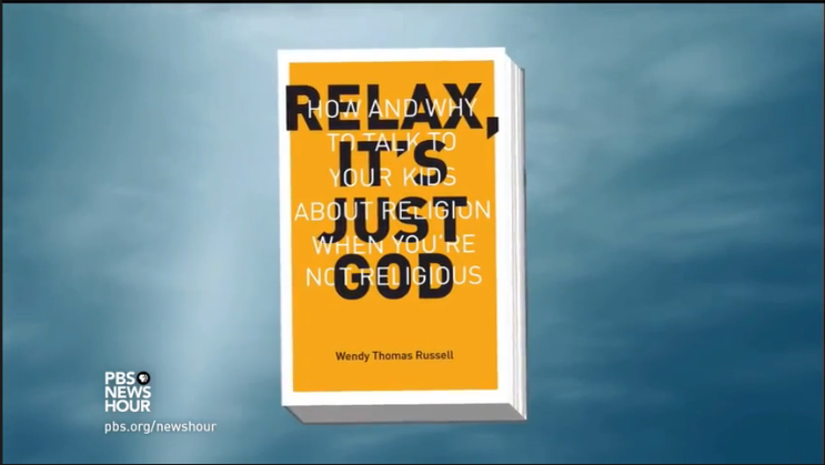 A new book for secular parents: how to tell your kids about God and religion