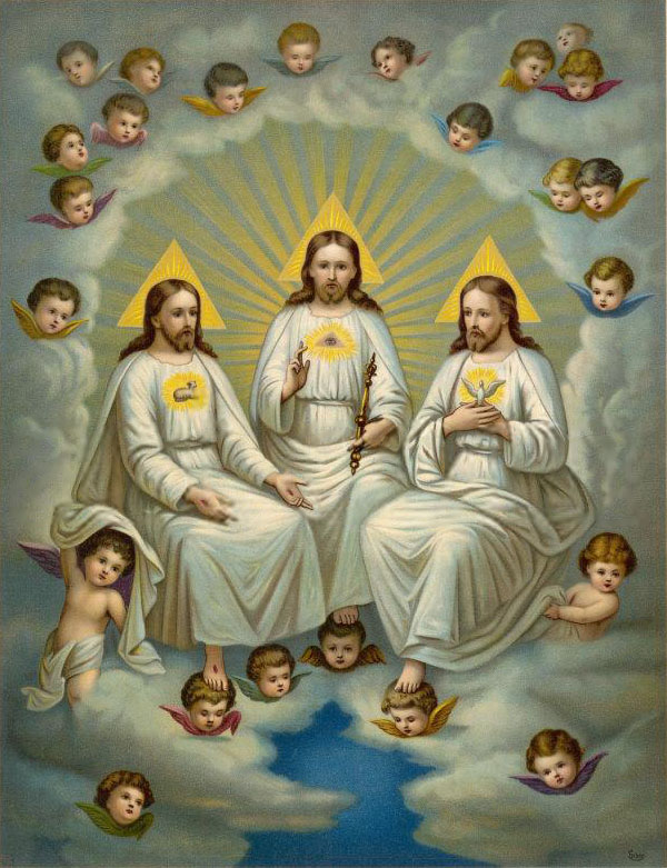 the holy trinity in christianity