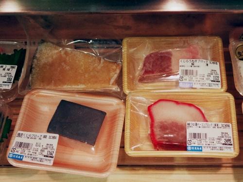 Kujira(WhaleMeat)-Takashimaya-20101013