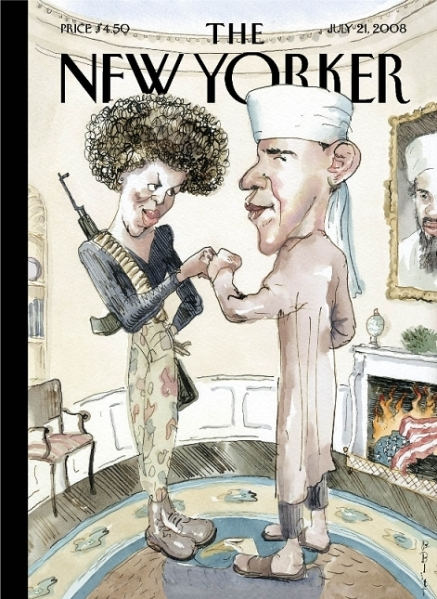 Another Charlie Hebdo cartoon misinterpreted as racist and