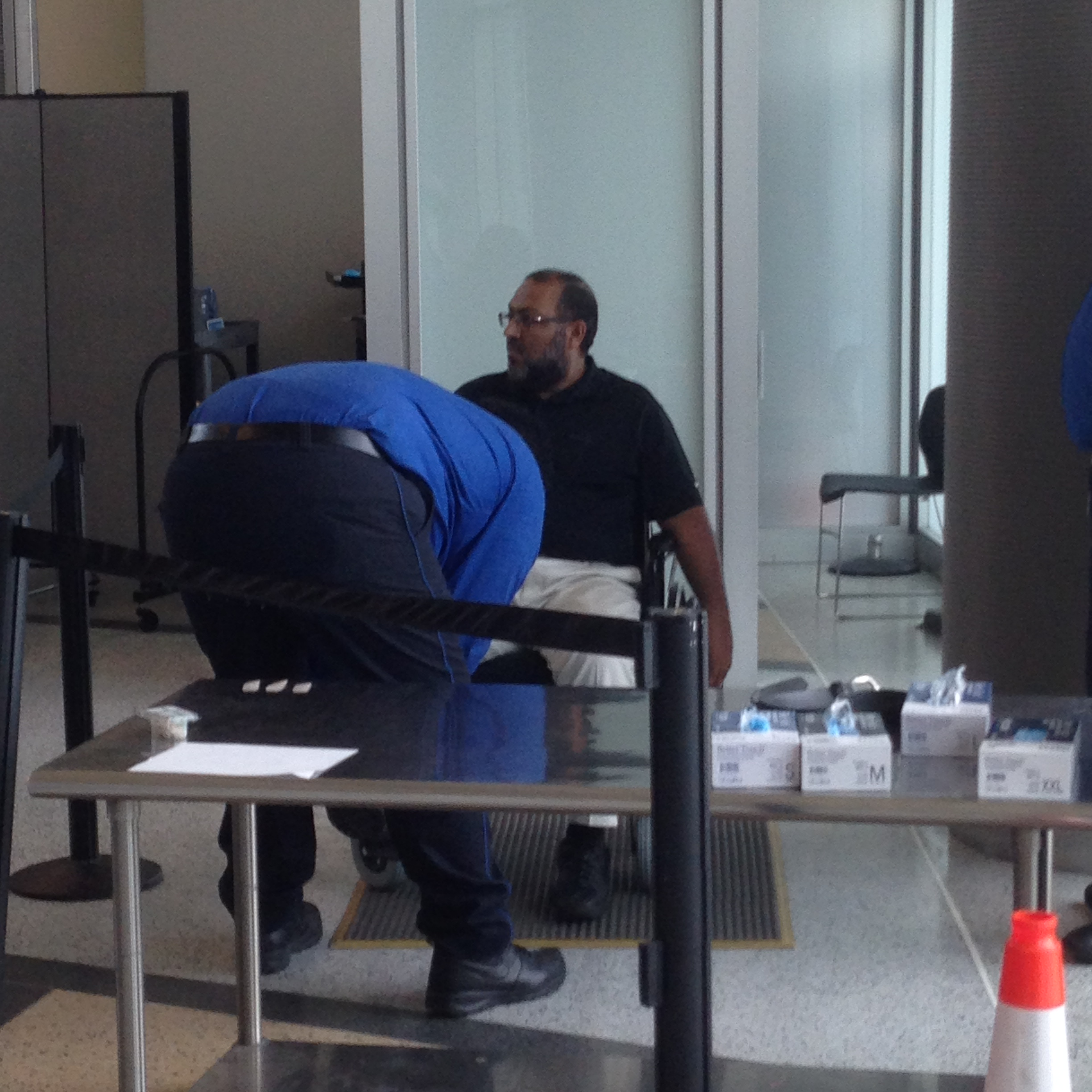 Moar adventures with the TSA « Why Evolution Is True