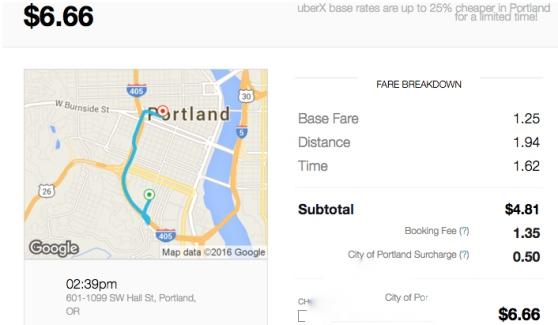 uber-ride