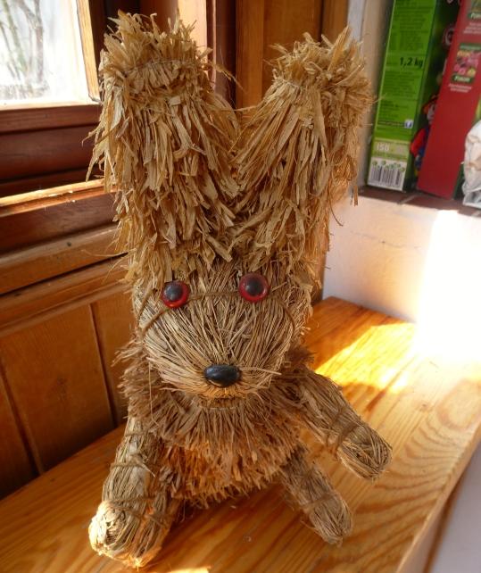 6. Teddy bear
