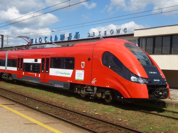 8. Polish train