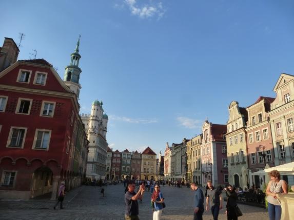 9. Poznan square