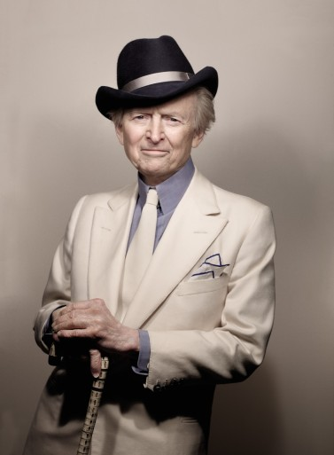 Tom Wolfe author photo_(c) Mark Seliger