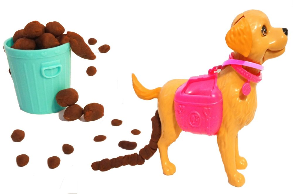 Barbie Pooping Dog Uk