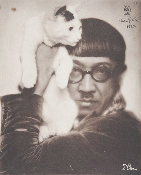 f_kalmus_f-0007-dora-kalmus-foujita-with-cat