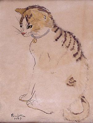 t-fouijita_s-0099-foujita-staande-kat