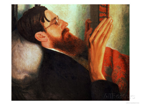 dora-carrington-lytton-strachey-1880-1932-1916