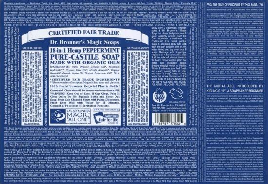 soap-label