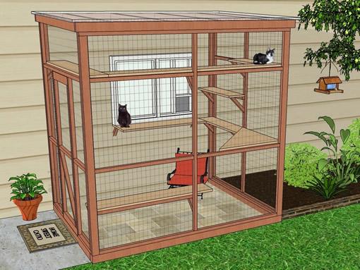 Amazon Cat Houses Exterior